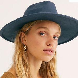 Free People wool felt hat by Ale by Alessandra